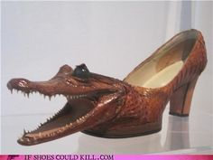 If you want to scare the heck out of your grandma, just wear a pair of these to Thanksgiving.