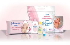 Johnson's all better bag | Free baby stuff is always a help to new mums, and what better than to ..