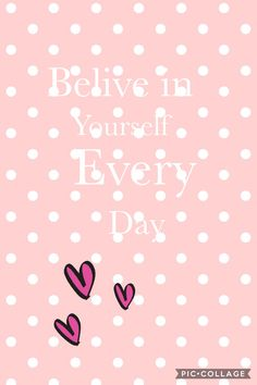 Be Yourself Every Day!❤️😘