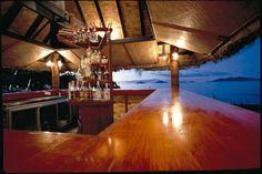 Bar area - Mana Fiji