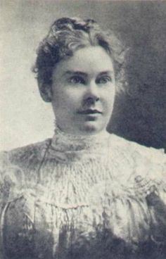 Lizzie Borden, Lizzie Borden took an axe And gave her mother forty whacks. When she saw what she had done She gave her father forty-one.