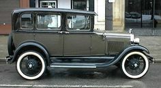 1929 Ford Model A Sedan | 1929 Ford Model A Town Sedan East Ohio Cool Cars.com