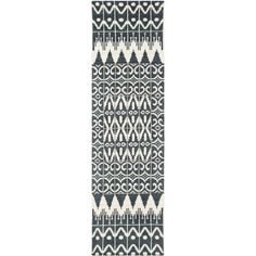 Safavieh Handmade Soho Grey Ivory Wool Rug 9 X 12 By