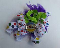 Check out this item in my Etsy shop https://www.etsy.com/listing/244502650/girls-disney-hairbow-great-for-disney