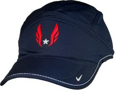 USA track and field hat