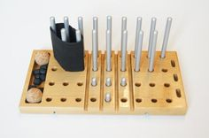 Furniture:Fascinating Modo Desk Organizer With Nice Stainless Steel Design For Divider In Flexible Design Modo Desk for You to Bring Up a Mo. Company Values, Yanko Design, Desktop Organization, Living Styles, Minimal Design, Living Room Interior, Declutter, Industrial Design, Cool Designs