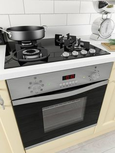 ART50221 Oven And Hob, Put Together, Kitchen Appliances, Home, Diy Kitchen Appliances, Home Appliances, Ad Home, Homes, Kitchen Gadgets