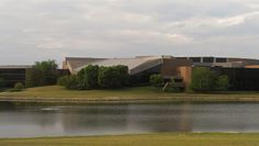 Willow Creek Community Church in South Barrington, Illinois