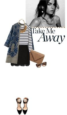 """""""Away..."""" by frutini ❤ liked on Polyvore"""