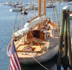 1924 William Fife III 100ft Schooner ADVENTURESS