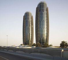 Al Bahr Towers - Văn phòng cho thuê quận 3 Travel House có vị trí thuận lợi, nằm ngay khu vực trung tâm kinh doanh, gần khu trung tâm thương mại