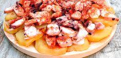La recette du poulpe à la Galicienne est un classique de la cuisine espagnole. Aujourd'hui, nous vous montrons comment faire ce plat celicieux. Voulez-vous commencer?
