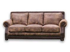 Hamilton Leather Sofa Stallone