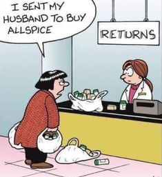 How husbands get out of doing errands! I swear this is BEN!