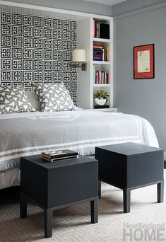 Funky home decor - A fantastic to brilliantly funky resource of decor. Comfortable tip ref 5445826506 filed under category funky home decor wall papers, imagined on 20190107 Bed Headboard Storage, Headboard With Shelves, Headboard Ideas, Bed With No Headboard, Bedroom Headboards, Bedroom Storage, Bed With Bookshelves, Bookcases, Headboards With Storage