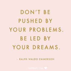 #CAbi Girl Inspirations - be led by your dreams.