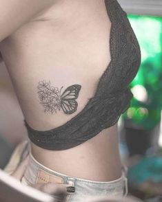56 Stunning Tattoo Designs You' ll Desperately Desire - Page 9 of 55 - SooPush - Tattoos - 56 Stunning Tattoo Designs You' ll Desperately Desire – Page 9 of 55 – SooPush Summer tattoo, tattoo design, tattoo ideas, Tattoo. Dainty Tattoos, Sweet Tattoos, Mini Tattoos, Body Art Tattoos, Small Tattoos, Tatoos, Tattoos On Side, Rib Cage Tattoos, Rose Rib Tattoos