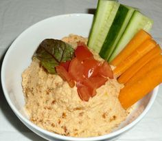 Sundried Tomato Spread and Dip