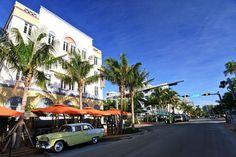 Ocean Drive, South Beach (Miami Beach, Florida)