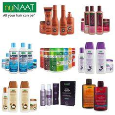 nuNAAT natural hair products, natural hair care