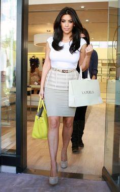 She's always like super stylish <3