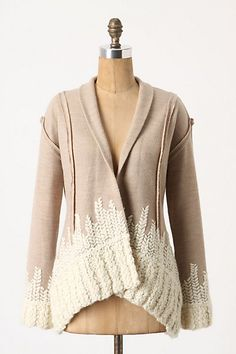 Anthropologie $168. Pretty and cozy and perfect for winter.