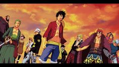 One Piece Supernovas 2j