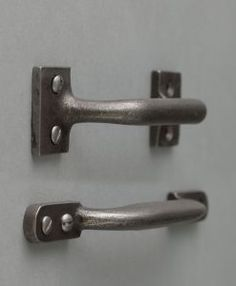 Kitchen Door Handles are Perfect for Kitchen Units and Drawers SLIM IRON AGE RAW industrial kitchen door handle & metal drawer pull Metal Industrial, Industrial Closet, Industrial Windows, Industrial Flooring, Industrial Living, Industrial Shelving, Industrial Stairs, Industrial Office, Industrial Farmhouse