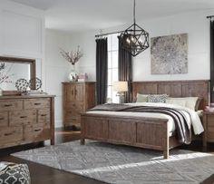 Cabin charm! #bedroom