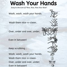 Hand Wash Song for Children - Default Title