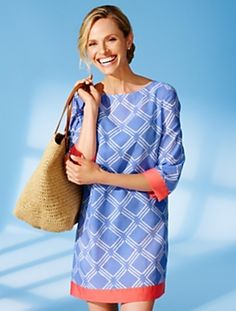 Talbots Dresses and Beach Cover UPS