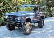 1970 Ford Bronco For Sale 100954408 With Images Ford Bronco