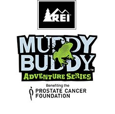 Columbia Muddy Buddy Ride & Run Series = Enlist a pal, bring a bike, and psych up to ride and run over a 6- to 7-mile trail. One of you begins on two wheels, the other on foot; you swap activities each mile, conquering not-too-gnarly barriers (like scaling a cargo net) in between. Then the dirty finale: crawl side-by-side through an 80-yard mud pit.