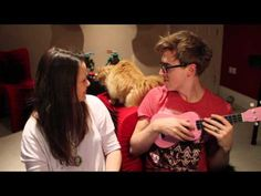 """""""You Really Got a Hold On Me"""" - Tom and Giovanna Fletcher (originally by Smokey Robinson and the Miracles) April 21, 2013"""