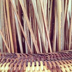 #texture : dried spines of #coconut palms and...   Wicker Blog  wickerparadise.com