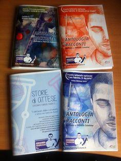 Antologie prima edizione e seconda edizione STORIE DI ATTESE Books, Libros, Book, Book Illustrations, Libri