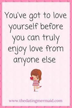 loving yourself after divorce