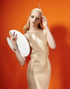 Pop Beauty - Ladies Magazine on Behance