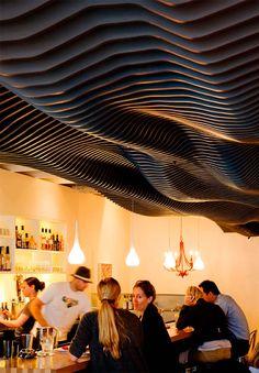 Restaurante Wexler's Barbecue, Aidlin Darling Design, San Francisco, EE. UU.