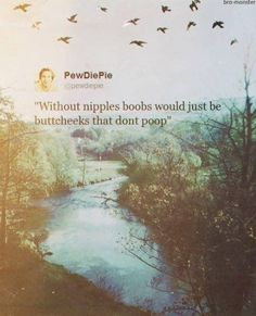 PewDiePie inspirational quotes (really weird for some but I love it and him too much not to pin)