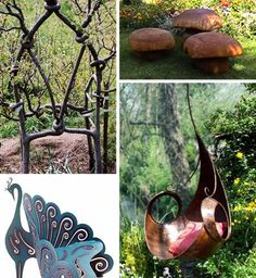 tree chair;     http://weburbanist.com/2008/08/30/23-unusually-magical-garden-furniture-items-from-toadstools-to-swinging-pumpkins-part-seven-in-an-eight-part-unusual-furniture-series/