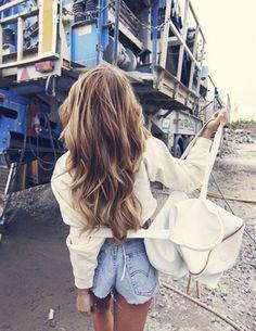 #summer #fashion / wanderlust