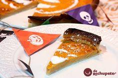 Tarta de calabaza o Pumpkin Pie - Recetas de rechupete