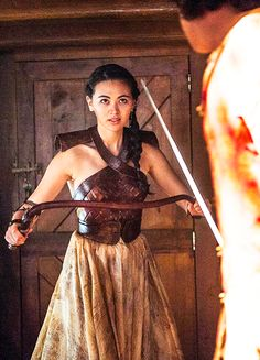 """Jessica Henwick as Nymeria Sand in """"Game of Thrones"""" (2012-)"""