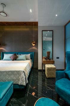 Indian Bedroom Design, Room Design Bedroom, Bedroom Furniture Design, Home Room Design, Home Decor Bedroom, Home Interior Design, Bedroom Interiors, Master Bedroom Interior, Modern Bedroom