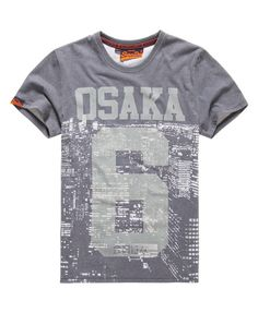 Superdry Camiseta Osaka 6 Photographic
