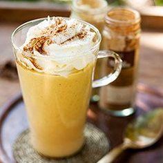 Pumpkin Spice Smoothie | Kwestia Smaku