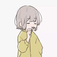 Ok It's cute Diy Craft Table diy small craft table Kawaii Anime Girl, Kawaii Art, Anime Art Girl, Manga Girl, Anime Guys, Cute Couple Cartoon, Chibi Couple, Character Concept, Character Art