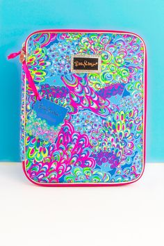 Lilly Pulitzer Agenda Folio-Lilly's Lagoon - New Today | The Red Dress Boutique