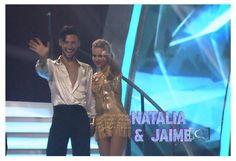 NATALIA PARIS y JaimeRincón  • Bailando Con Las Estrellas de RCN • 15/01/2016